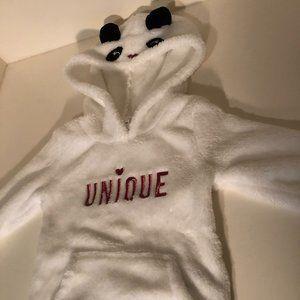 Carter's Unique Animal Sweatshirt Hoodie Size 3T